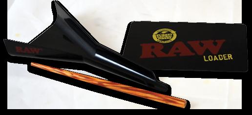 Raw Kingsize Loader