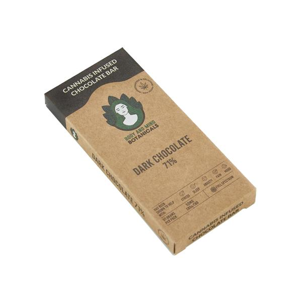 50mg CBD Cannabis Chocolate