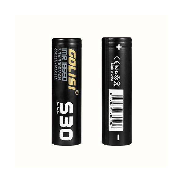 Golisi S30 Battery 3000mAh 25A