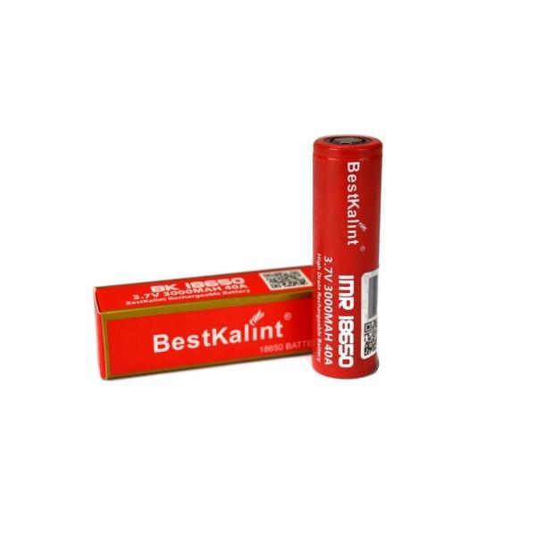 BestKalint 18650 3000mAh Battery