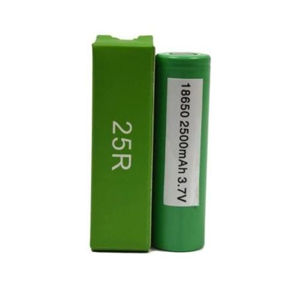 Samsung 25R 2500mAh Battery