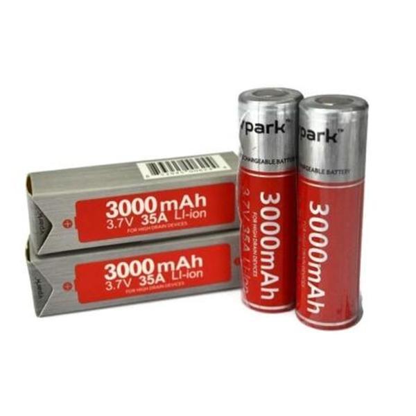 Vpark 18650 3000mAh Battery