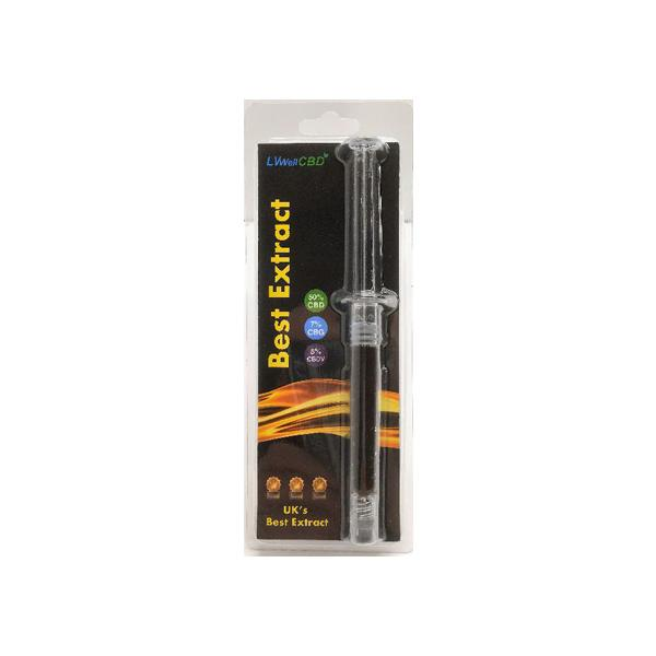Cannabis Extract Syringe 3ml