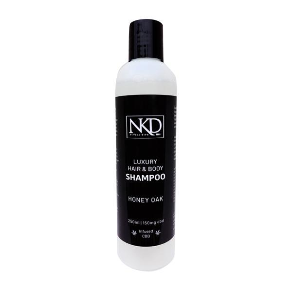 Hair and Body Shampoo