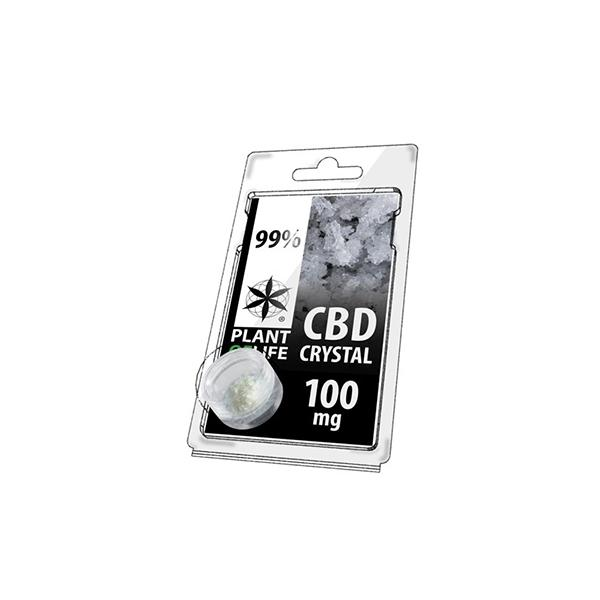 Plant of Life 100MG CBD Isolate 99%