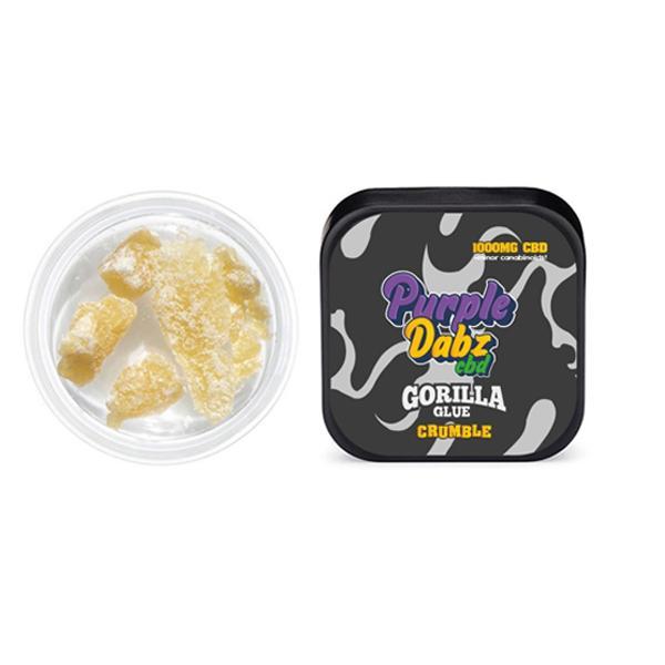 CBD Crumble - Gorilla Glue