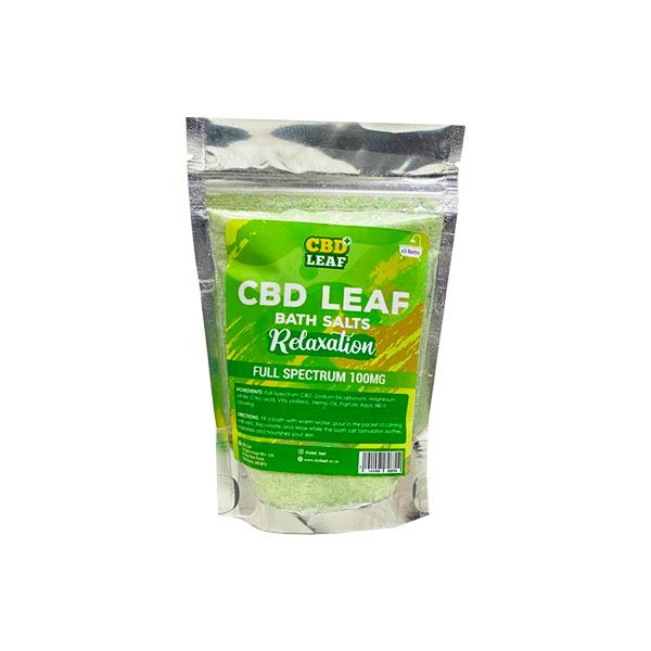 CBD Bath Salts - Relaxation